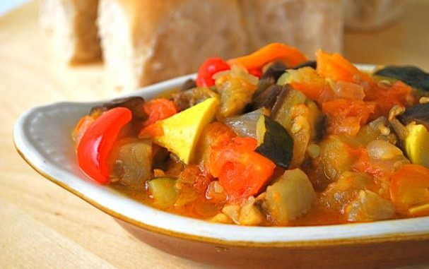 Vegetarian Ratatouille