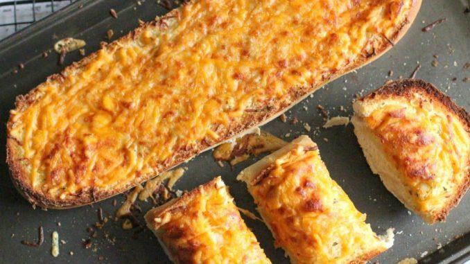 How to Make Easy Cheesy Garlic Bread
