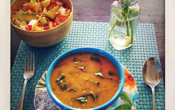 Butternut Squash Soup (In Half An Hour!)