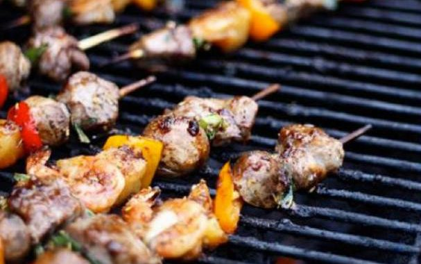 Surf and Turf Kababs