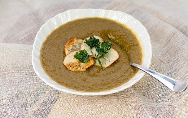 Vegan Colcannon Soup