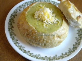 Broccoli Cheddar Soup, A Panera Bread Co. Copycat