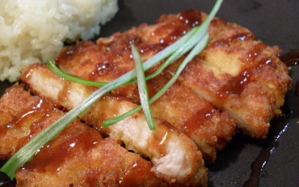 Donkatsu – Korean Breaded Pork Cutlet