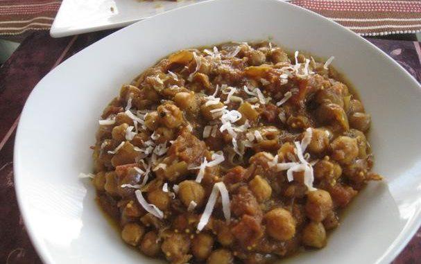 Red Lentil Curry (Vegan, Gluten Free)