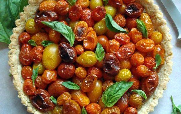 Fresh Tomato Tart