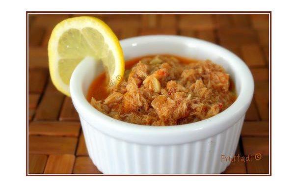 Salmorejo De Jueyes Crab Stew