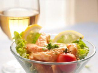 Tarragon Lobster Cocktails