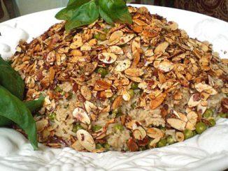 Nutty Rice