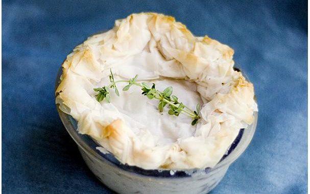 Creamy Creole Crab Pots