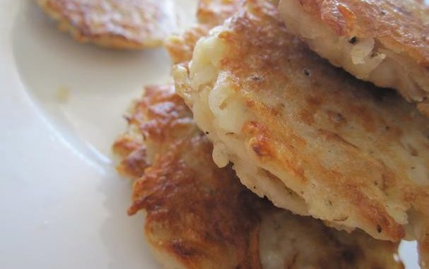 Jojo's Potato Pancakes