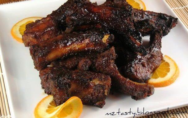 Chinese Bbq Pork Ribs