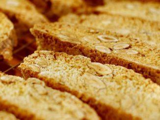 Traditional Almond Biscotti