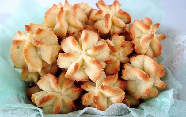 Avocado Creamcheese Cookies