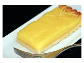 Bing's Lemon Tart