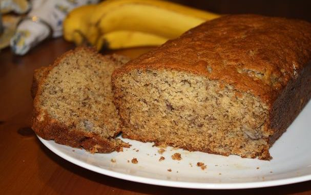 Traditional Banana Bread