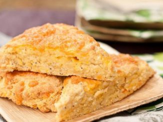 Parmesan Cheese Scones