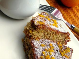 Moroccan Orange and Almond Cake