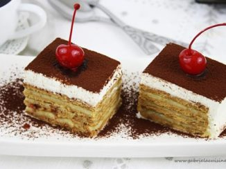 Biscuits cake