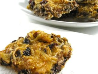 Delectable Passover Magic Bars
