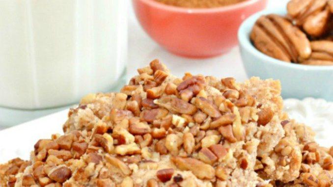 Cinnamon Nut Squares