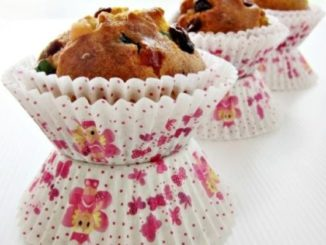 Mini Mixed Fruit Cake