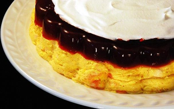 Cranberry Supreme Jell-O