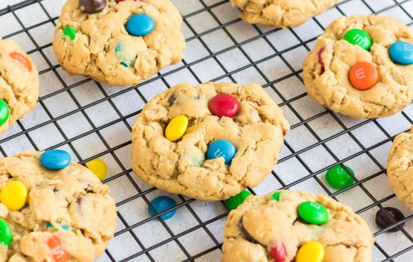 The Best Monster Cookie