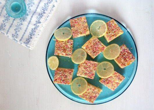 Moist and Tender Lemon Cake