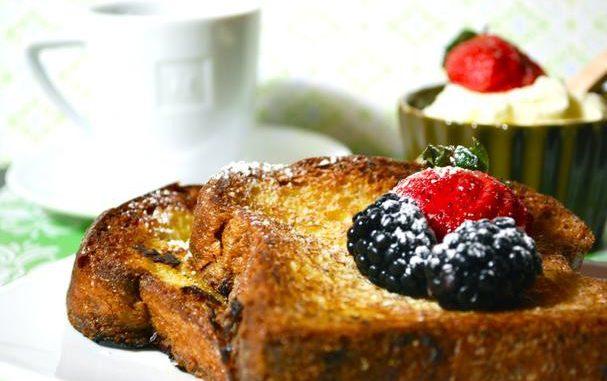 Pain Perdu – Brioche French Toast